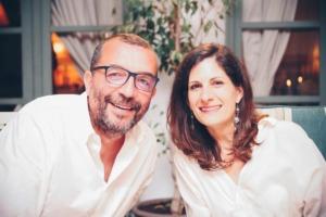 Cathy et Fred proprietaires de Fez Real Estate